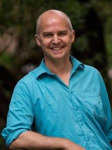 Øyvind Solum er 1. kandidat for MDG i Akershus
